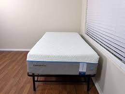 tempur pedic bed cover furniture idea amusing tempurpedic twin with casper vs mattress