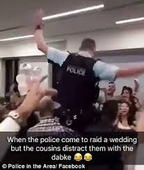 Spelling Police Meme - nsw police officers dance with wedding guests after raid daily