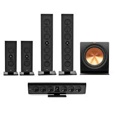 New Home Theater Systems | Surround Sound System | Klipsch @LZ07