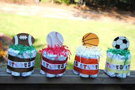 baby shower sports theme sports theme baby shower centerpiece basketball themed baby