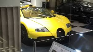 lexus lfa joe macari limited edition bugatti grand sport convertible in yellow at