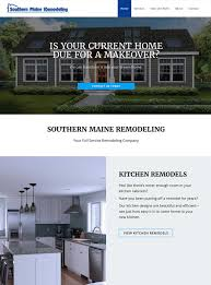 southern maine remodeling osc web design