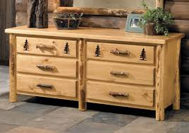 Custom Bedroom Furniture 6 Drawer Custom Dresser