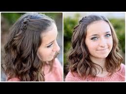 cute girls hairstyles picmia