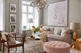 Feminine Home Decor Blush Pink Is The New Neutral How To Incorporate It Into Your