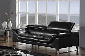 Modern Black Sofa Set Sofas Center Frightening Luxury Leather Sofas Picture Concept