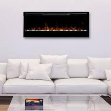 impressive design 50 inch electric fireplace sydney pebble