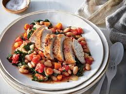 slow cooker red beans and rice cooking light tuscan chicken with white beans and kale recipe cooking light