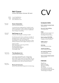 skill resume samples skills and additional information