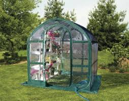 amazon com flower house fhsp300cl springhouse greenhouse clear