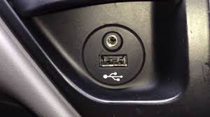 nissan qashqai usb port replace power outlet with usb aux jack on ford focus or any car
