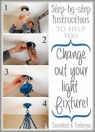how to install a light fixture tutorial installing a light fixture reality daydream