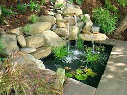 diy water features for small gardens all for the garden house