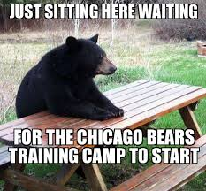Just Sitting Here Meme - search a meme just sitting here waiting for the chicago bears