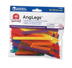 amazon com learning resources anglegs smart pack office products