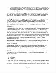 Real Estate Investment Business Plan Template by Marketing Plan Template One Page Real Estate Business Plan Best