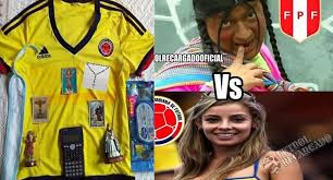 Peru Vs Colombia Memes - vea el kit que compran los colombianos para hoy y más memes de perú