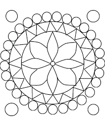 astonishing amazing geometric patterns coloring pages image for
