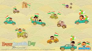 Wallpaper For Kids by Happy Republic Day 26th January Desktop Wallpapers For Kids Mocomi