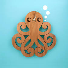 themed clocks 34 wooden wall clocks to warm up your interior