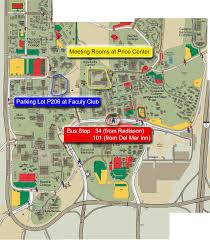 San Diego State Campus Map by Ckm2005 Travel Information