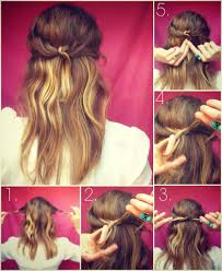 need a new hairstyle for long hair 20 step by step hairstyles for long hair art u0026 craft ideas