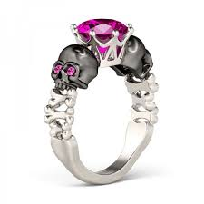skull wedding rings skull wedding rings wedding rings