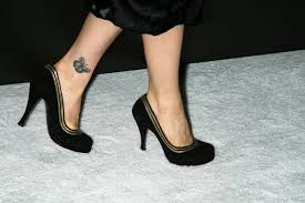 30 ankle butterfly tattoos