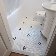 Bungalow Bathroom Ideas Diamond Pattern With Hex Tile Home Pinterest Diamond Pattern