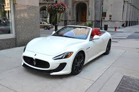 white maserati 2014 maserati granturismo convertible specs and photos strongauto