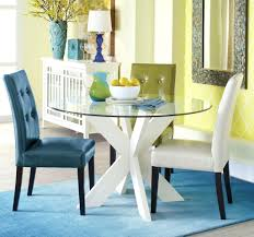 Teal Dining Table teal dining chairs best 25 orange dining room ideas on