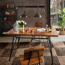 Trestle Dining Room Table by Ink Ivy Trestle Dining Gathering Table Ebay