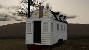Microhouse Amityville Micro House By Raymontes On Deviantart