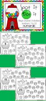 spot it dot it bingo dauber printables for numbers to 20