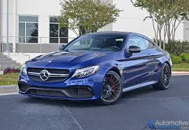 mercedes c63 amg review 2017 mercedes amg c63 s coupe review test drive