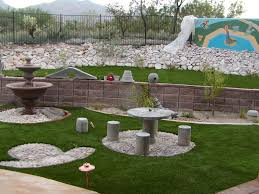 Rock Backyard Landscaping Ideas by Exterior Best Backyard And Terraces Landscaping Design Ideas