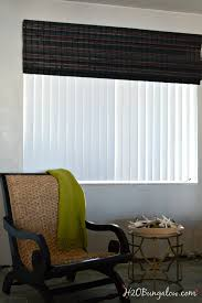Vertical Blinds For Living Room Window How To Stencil Vertical Blinds