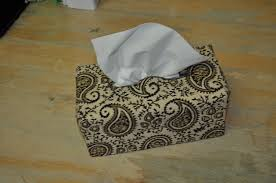 christmas crafts u2013 the u201cmother of all buttonholes u201d tissue box
