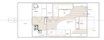 plans house floor plan 46 ft expedition houseboat lake powell resorts bul hahnow