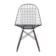 White Wire Chair Wire Chair Dkw By Vitra In The Home Design Shop