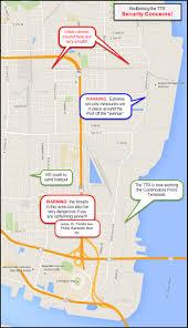 Jacksonville Map The Talleyrand Terminal Rr Jacksonville Fl Railfan Guide