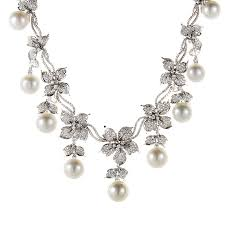 diamond sets design top shared 16 diamond necklace designs mostbeautifulthings