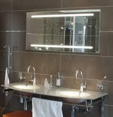 lighted medicine cabinet mirror led lighted medicine cabinet mogams
