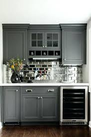 best colors for kitchen cabinets gray kitchen backsplash tile best gray kitchen cabinets ideas on