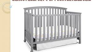 Charleston Convertible Crib by Ultimate Guide Of Graco Freeport 4 In 1 Convertible Crib Pebble