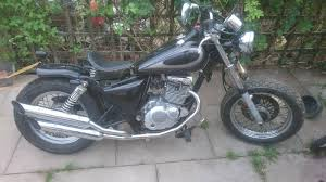 suzuki gz125 marauder bobber unfinished project and spares open