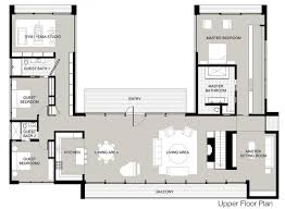 U Shaped House Plans With Courtyard 3455 Best Future Home Images On Pinterest Architecture House