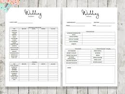 wedding planner organizer wedding planner organizer wedding book letter paperscribblesco