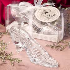 glass slipper party favor cinderella wedding favors here comes the