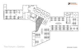 100 best office floor plans office design sensational open